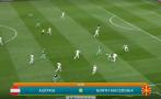 австрия удари северна македония исторически мач