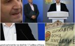 СКАНДАЛЪТ СЕ РАЗРАСТВА: Световни медии гърмят за аферата с новия шеф на Фонд Земеделие от кабинета на Румен Радев, арестуван и съден за милиони евро източено ДДС (СНИМКА)