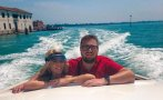 Гущерова си избра съпруг за следващите 1000 живота