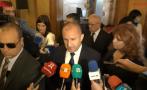 ИЗВЪНРЕДНО В ПИК TV: Радев преди старта на НС: Парламентът трябва да излъчи редовен кабинет (НА ЖИВО/ВИДЕО/ОБНОВЕНА)