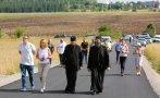 пътят дивотинския манастир готов края август