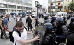 Над 120 хил. се пуснаха в протестите срещу Covid паспортите във Франция