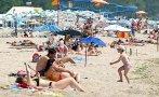 наплив туристи южното черноморие 120 млн места настаняване всички заети