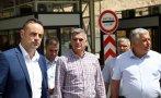 """Премиерът Янев: Изграждащият се гранично контролно-пропускателен пункт """"Рудозем-Ксанти"""" е от изключително значение за развитието на икономиката и туризма на България и Гърция (СНИМКИ)"""