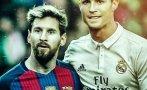Роналдо и Меси