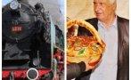 доктор организира патриотично пътуване локомотива баба меца