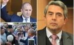 Плевнелиев посъветва Радев: Президентите-популисти избират удобен враг и стрелят срещу него. ГЕРБ не може да бъде изчегъртан
