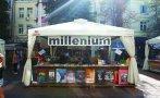"""Бестселъри на """"Милениум"""" с рекордни отстъпки до 80% на Алея на книгата в София"""