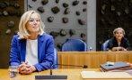 Външната министърка на Нидерландия подаде оставка заради Афганистан