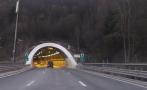 нощ временно ограничават движението хемус тунел ечемишка