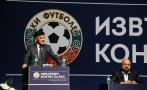 УЕФА отрази преизбирането на Боби Михайлов в БФС