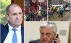 СИГНАЛ ДО ПИК: Бойко Рашков с полицейски терор над протестиращите срещу Радев и кабинета му - викат на разпити пътни строители (ДОКУМЕНТ)