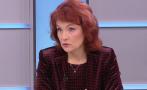 Зам.-шефът на ЦИК Росица Матева с подробности за организацията на изборите
