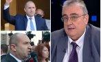 Политологът Огнян Минчев безпощадно: Що за цирк се разиграва от Румен Радев през последните дни?