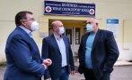 ПЪРВО В ПИК TV: Борисов в Гоце Делчев: Очакваме 4,5 млн. ваксини на Астра Зенека, ще стигнат за 2,5 млн. желаещи (ВИДЕО)