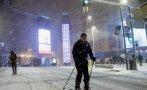 Конвои доставят ваксини и храни в откъснатите от снежната буря райони в Испания