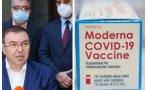 ГОРЕЩО В ПИК TV! Здравният министър Костадин Ангелов посрещна първите ваксини на