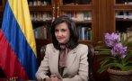 Външният министър на Колумбия с коронавирус