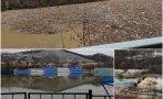 ГОРЕЩО В ПИК: Своге заринат с боклуци след наводненията - вижте потресаващата гледка (СНИМКИ)
