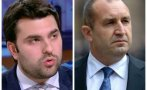 Георг Георгиев за Радев: Той е тотално политически неграмотен! След 4 години нищоправене се сети да търси индулгенция за безсмислието си