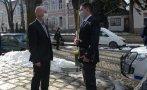 Министър Терзийски към МВР служители в Монтанско: Оценката ми е много добра (СНИМКИ)