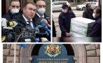 1000 извънредно пик здравният министър костадин ангелов последни данни разпространението covid нас гледайте живо