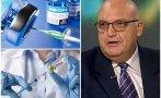 николай брънзалов обеща добра логистика пристигащите ваксини