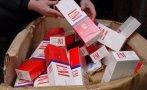 Спипаха близо 20 000 къса цигари на Дунав мост-Русе