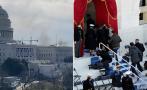 ИЗВЪНРЕДНО: Дим се вие над Капитолия, евакуираха участниците в репетицията за встъпването на Байдън (ВИДЕО)