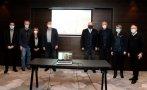 министър кралев приветства членовете борда европейската атлетика софия