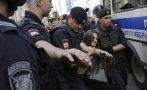арести протести подкрепа алексей навални русия