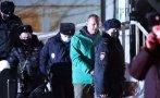 Руските власти обявиха за незаконни утрешните протести в подкрепа на Навални