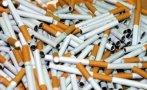 40 000 къса нелегални цигари спипаха на Дунав мост - Русе
