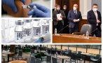 ИЗВЪНРЕДНО В ПИК TV! Здравният министър Костадин Ангелов с добри новини за пандемията - чакаме над 400 хил. ваксини през март. Захапа Мангъров за кандидатурата му за депутат (ВИДЕО/ОБНОВЕНА)
