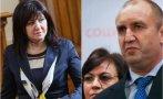 Цвета Караянчева: Готвим се за парламентарните избори, а след това да победим и Румен Радев