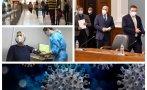 ПЪРВО В ПИК TV! Проф. Костадин Ангелов, ген. Мутафчийски и доц. Ангел Кунчев с горещи данни за новата вълна от COVID-19: Тенденцията е към нарастване на случаите (ВИДЕО/ОБНОВЕНА)