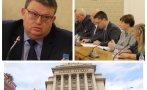 ИЗВЪНРЕДНО В ПИК TV! Цацаров с коментар за разследването на ОЛАФ: Ако съм бил сезиран от службата, бих постъпил като сегашния главен прокурор (ВИДЕО/ОБНОВЕНА)