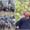 извънредно пик стотици шествие водени стъки викат оставка радев снимки обновена