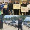 извънредно пик екшън спортното министерство полиция иска лични карти спортисти граждани дошли протест защита стъки мма федерацията репресиите радев сн