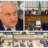 900 извънредно пик депутатите без законодателна програма цяла седмица изслушват служебните министри пръв бойко рашков гледайте живо