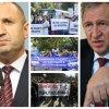 1200 извънредно пик мощен протест медиците спешна помощ провала румен радев борбата covid гледайте живо