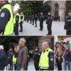 извънредно пик бойко рашков активизира цялото мвр пази радев кацаров народа полицаи проверяват протестиращите живо снимки